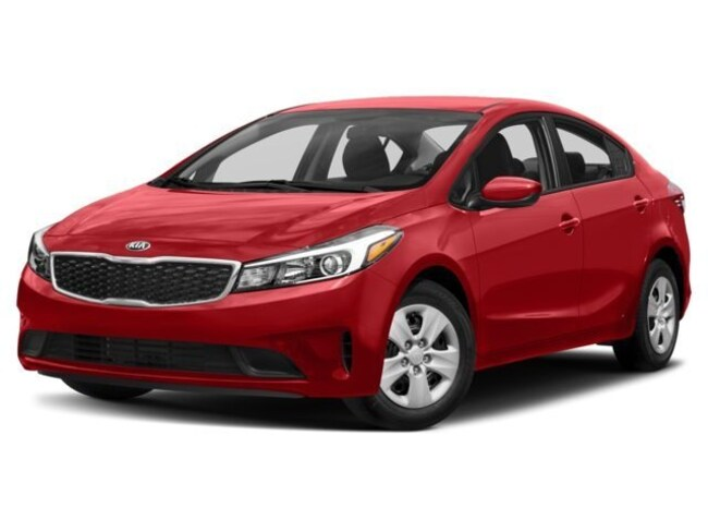 2018 Kia Forte EX LUXURY Sedan 6-Speed Automatic -inc: drive mode select (Eco/Nor [R4R] 2.0L Radiant Red