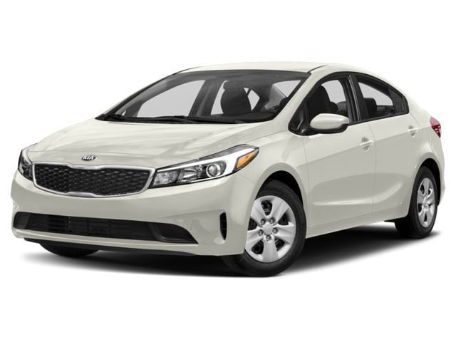 2018 Kia Forte LX+ Sedan 6 Automatic w/OD 2.0L Snow White Pearl