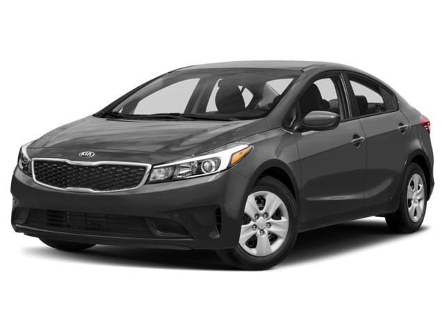 2018 Kia Forte LX+ Sedan A6 2.0L Urban Grey