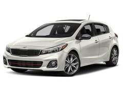 2018 Kia Forte 5 2.0L EX LUXURY Hatchback 6-Speed Manual [AIR, FRTC] 2.0L Snow White Pearl