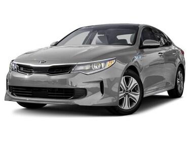 2018 Kia Optima Hybrid EX Sedan