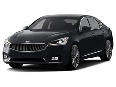2018 Kia Cadenza Limited Sedan A8 3.3L Aurora Black