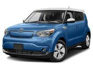 2018 Kia Soul EV EV Luxury