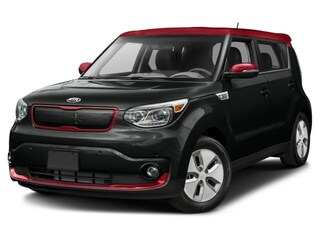 2018 Kia Soul EV EV Luxury w/Black/Red