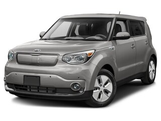 2018 Kia Soul EV EV Luxury w/Sunroof