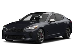 2018 Kia Stinger GT Sedan [] Aurora Black