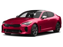 2018 Kia Stinger Berline A8 Rouge CAL G 6