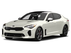 2018 Kia Stinger GT Limited Sedan Snow White Pearl
