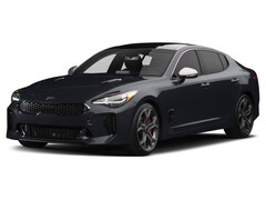 2018 Kia Stinger GT Limited Sedan 8A 3.3L Aurora Black