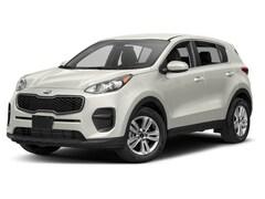 2018 Kia Sportage LX SUV [] Snow White Pearl