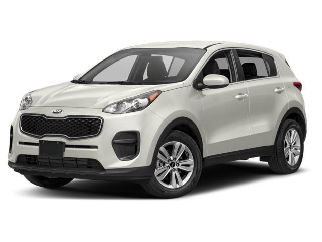 2018 Kia Sportage SUV [ACT, DCTRK, MP, TSF, DTF] 2.4L Snow White Pearl
