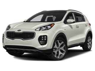 2018 Kia Sportage SX Turbo w/Black