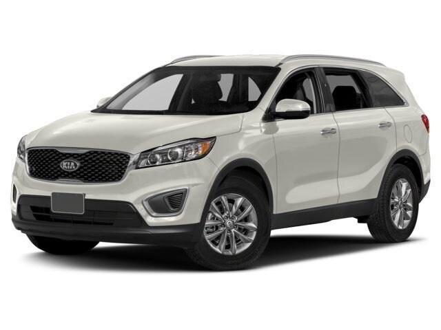 2018 Kia Sorento 2.4L LX SUV [ACT, DCTRK, MP, TSF, DTF] 2.4L Snow White Pearl