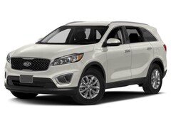2018 Kia Sorento 2.4L LX SUV [ACT, DCTRK, MP, TSF, DTF] 2.4L Snow White Pearl