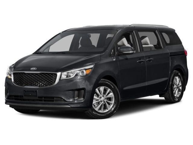 2018 Kia Sedona Mini-van Passenger