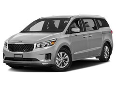 2018 Kia Sedona LX+ 6-Speed Automatic [] 3.3L Ultra Silver