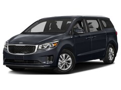 2018 Kia Sedona LX+ 6-Speed Automatic [] 3.3L Mineral Blue