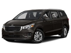 2018 Kia Sedona LX+ 6-Speed Automatic [] 3.3L Titanium Brown