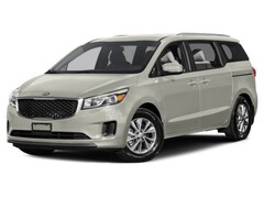 2018 Kia Sedona LX+ 6-Speed Automatic [] 3.3L Snow White Pearl