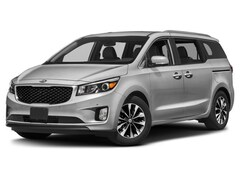 New 2018 Kia Sedona SX Van Passenger Van KNDMC5C13J6391699 for sale in Moncton, NB at Moncton Kia