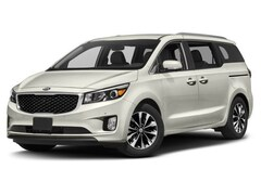 2018 Kia Sedona SX+ |Leather |7 Seat |Blindspot Detect