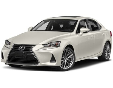 2018 LEXUS IS 300 F Sport Series 1 Sedan
