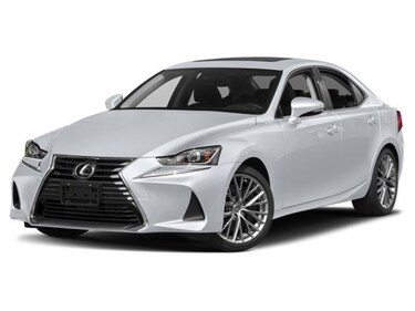 2018 LEXUS IS 300 Base Sedan