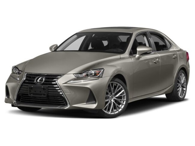 2018 LEXUS IS 300 F Sport Series 2 Sedan