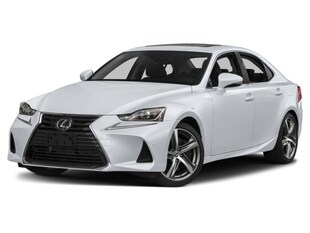 2018 LEXUS IS 350 F SPORT SERIES 2 Sedan