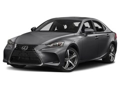 2018 LEXUS IS 350 HM