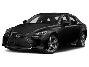 2018 LEXUS IS 350 F Sport Series 3