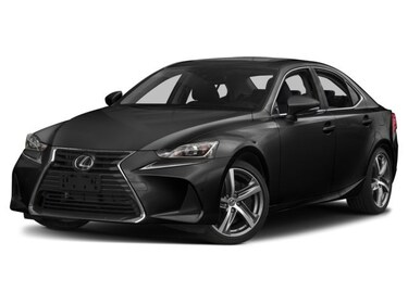 2018 LEXUS IS 350 Base Sedan