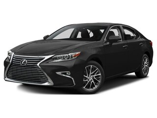 2018 LEXUS ES 350 Standard Package Sedan
