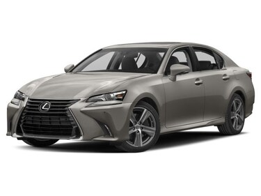 2018 LEXUS GS 350 Premium Sedan
