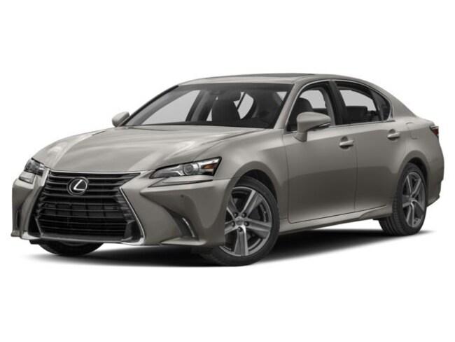 2018 LEXUS GS 350 Premium Sedan