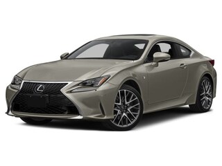 2018 LEXUS RC 350 Standard Package Coupe