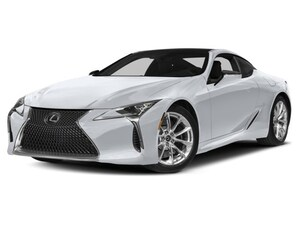 2018 LEXUS LC 500 Performance Package