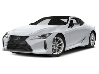 2018 LEXUS LC 500 Standard Package Coupe