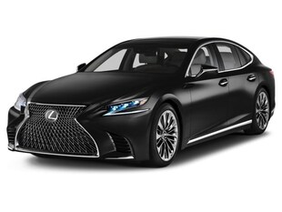 2018 LEXUS LS 500 LUXURY PACKAGE Sedan