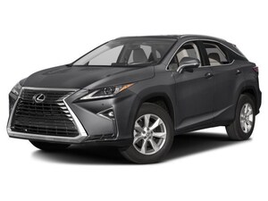2018 LEXUS RX 350 Luxury Package