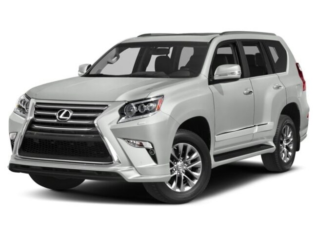 2018 LEXUS GX 460 EXECUTIVE PACKAGE SUV