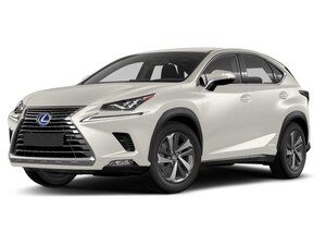 2018 LEXUS NX 300h Executive Package