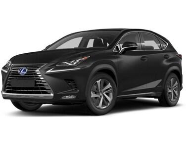 2018 LEXUS NX 300h SUV