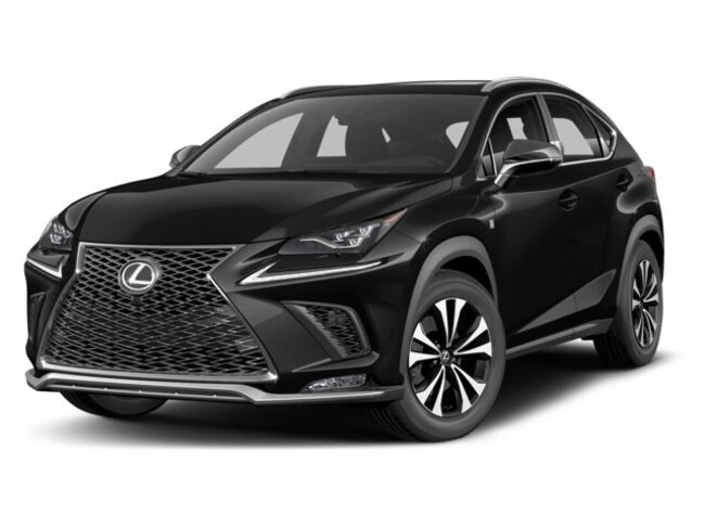 New 2018 LEXUS NX 300 For Sale | North Vancouver BC