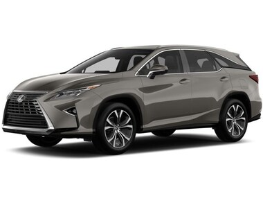 2018 LEXUS RX 350L Luxury Package 6 Passenger SUV
