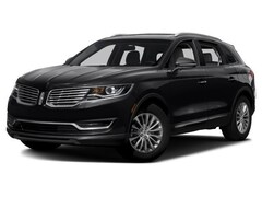 2018 Lincoln MKX Select: MKX Climate Pkg. Roof Rack Side Rails SUV