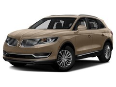 2018 Lincoln MKX Reserve Sport Utility