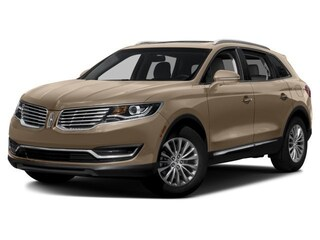 2018 Lincoln MKX Reserve-DRIVER ASSIST/REVEL/TECH PKG SUV