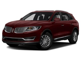 2018 Lincoln MKX Reserve VUS