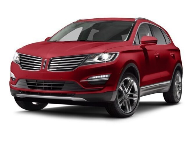 2018 Lincoln MKC Select Sport Utility